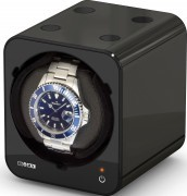 Watchwinder Fancy Brick Zwart